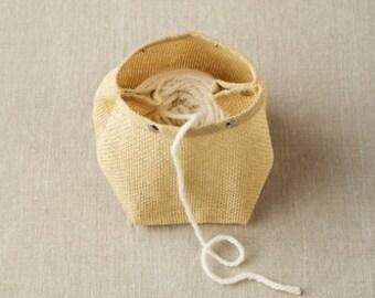 Natural Mesh Bag by CocoKnits