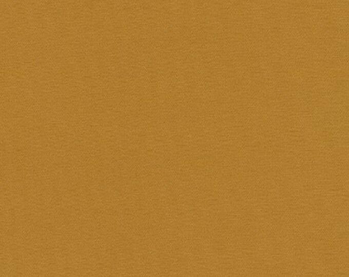 Jetsetter Stretch Twill 7.5 oz in Mustard by Robert Kaufman