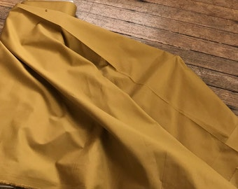 Jetsetter Stretch Twill 7.5 oz in Mustard by Robert Kaufman