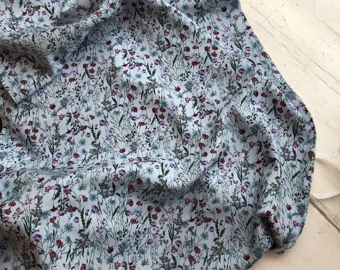 Floral Rayon by KOKKA