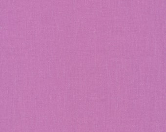 Cirrus Solids in Lilac - 100% Organic Cotton by Cloud 9