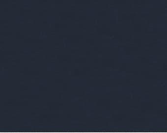 "Primo Solid Knit 60"" in Indigo from Moda Fabrics"