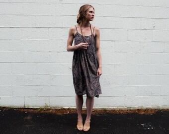 Klein Dress Paper Pattern by Cali Faye