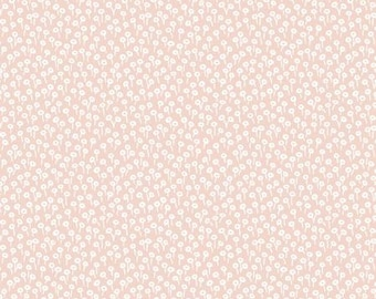 Tapestry Dot in Blush from the Rifle Paper Co. Basics Collection by Cotton and Steel