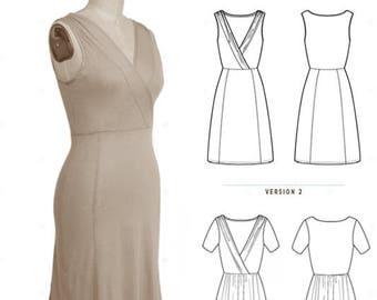 Wren Dress Pattern by Collette Patterns