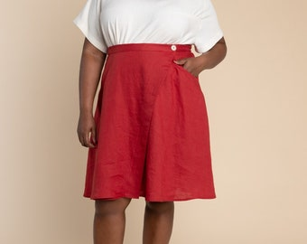 FIORE Skirt Paper Pattern - Closet Case Patterns
