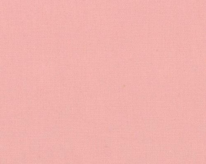 BUNNY HILL PINK Bella Solids by Moda