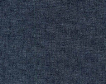 Stretch Denim 6 Oz. in Indigo by Robert Kaufman