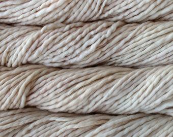Malabrigo Rasta Yarn - Ivory - Merino Wool