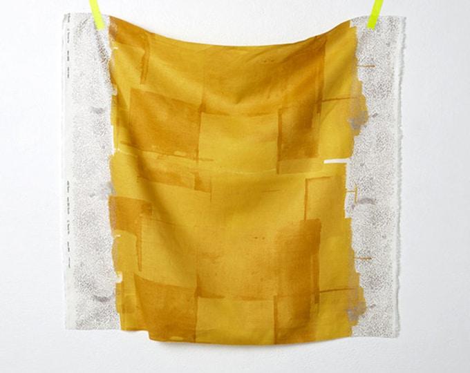 Nani Iro - Gold Wildflower Linen