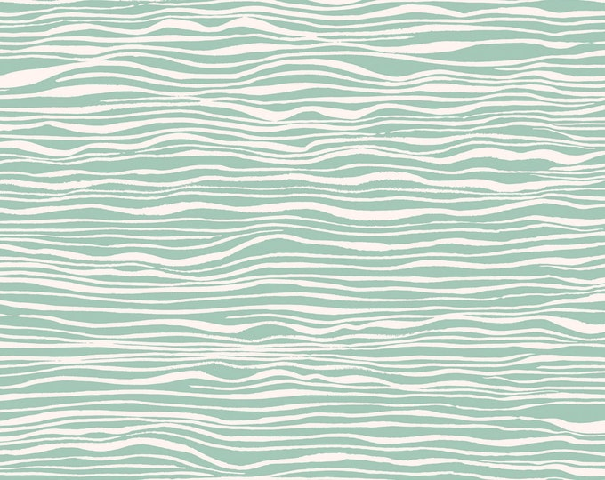 PRESALE: Faux Bois in Blue for Wildwood Collection by Rifle Paper Co.