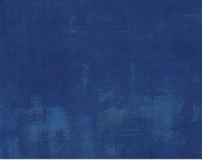 """Grunge 108"""" Wide in 223 Cobalt by Moda"""