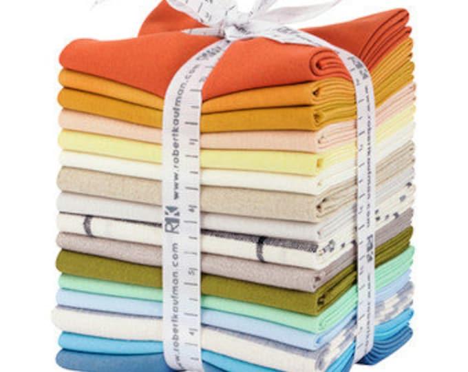 Fat Quarter Bundle: Harriot Coordinates Curated by Carolyn Friedlander