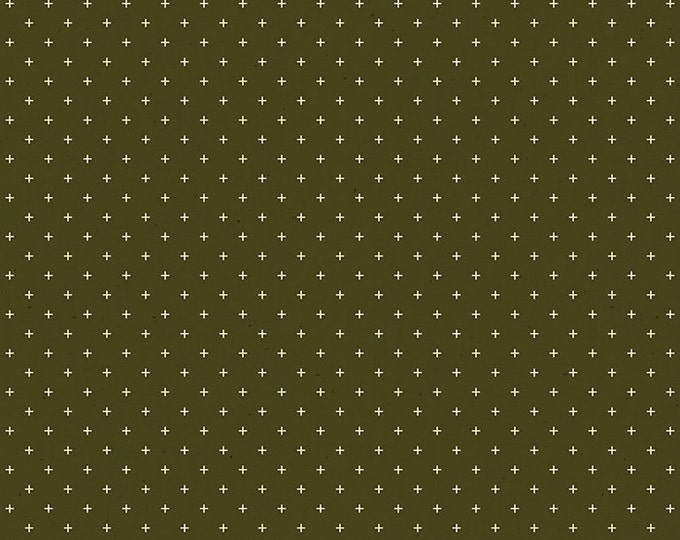 Ruby Star Society - Add It Up in Moss from the Alma Collection by Alexia Abegg