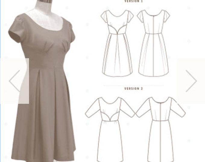 Rue Dress Pattern - Colette