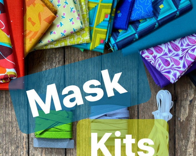 Face Mask Kits by Finch