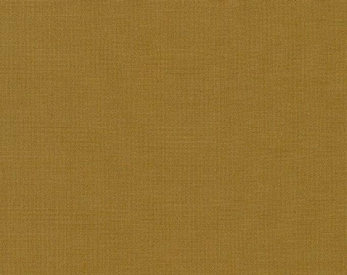 LEATHER Kona Cotton by Robert Kaufman