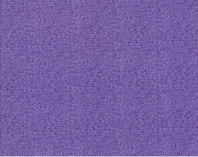Thatched in Aster from the Basic Texture Solid Collection from Moda Fabrics
