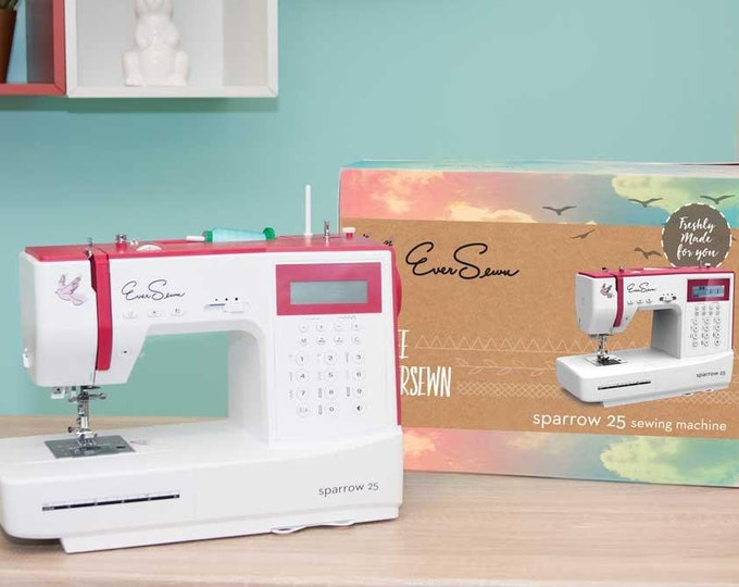 Sparrow 25 Sewing Machine - NEW IN BOX!