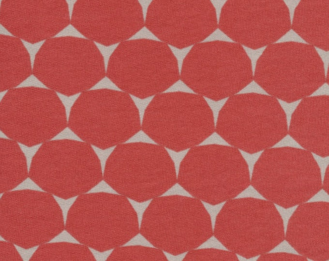 French Terry in Decagon Organic Cotton by Cloud 9 Fabrics