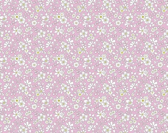 Maddsie Silhouette from the Deco Dance Collection by Liberty Fabrics for Riley Blake Designs