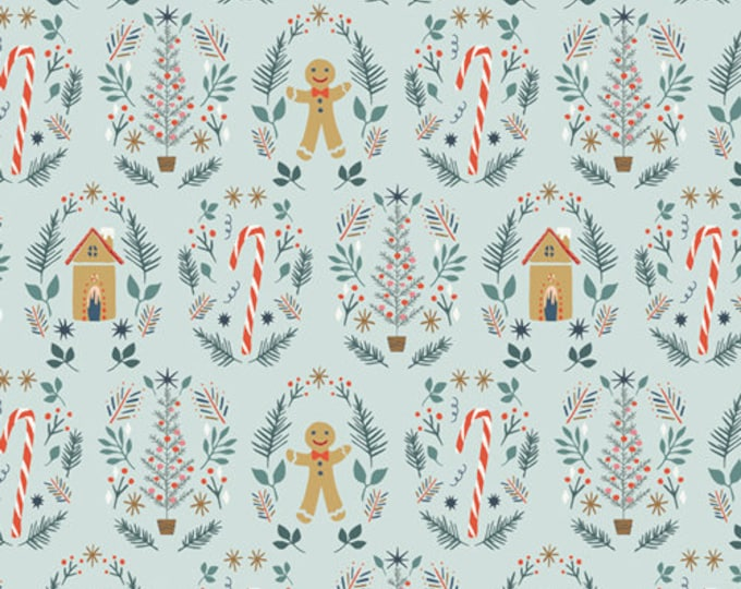 Ginger Joy from the Cozy and Joyful  Collection designed by AGF Studio