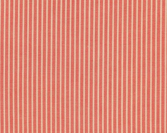 Crawford Stripes in Terracotta by Robert Kaufman