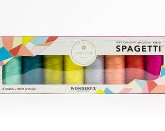 Violet Craft for Wonderfil Spagetti Thread Pack