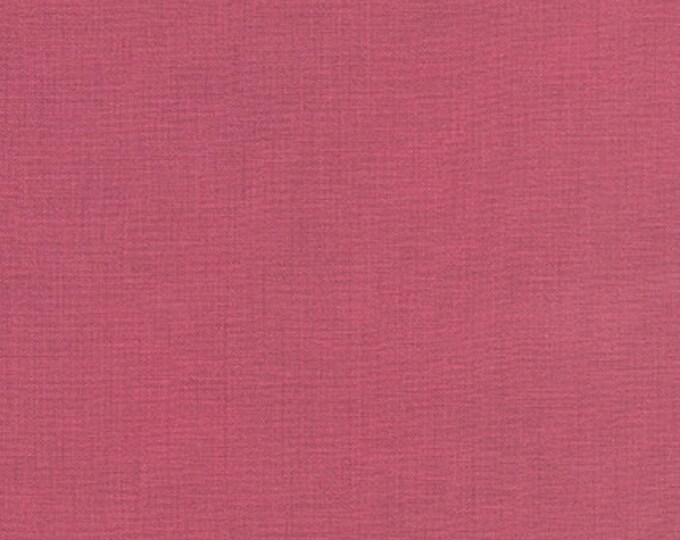 Kona Cotton in Deep Rose by Robert Kaufman