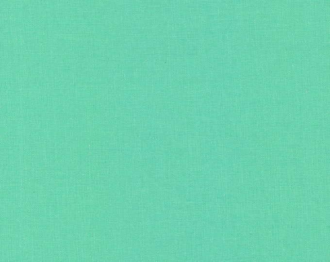 Cirrus Solids in Mint - 100% Organic Cotton by Cloud 9