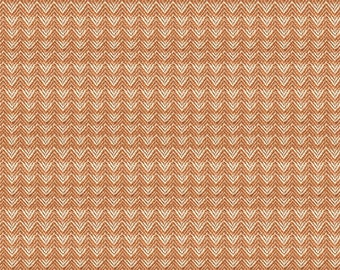 Mountains in Earth from the Warp Weft Wovens Collection from Ruby Star Society
