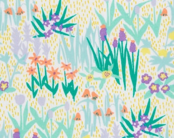 April Showers-Liberty of London by the 1/2 yard