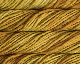 Frank Ochre - Malabrigo Rasta Yarn - Merino Wool