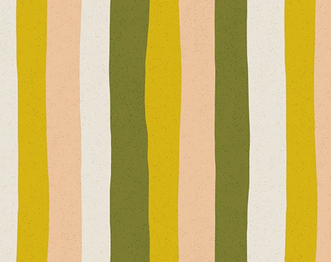 Stripes in Citrus from the Perennial Collection by Sarah Golden for Andover