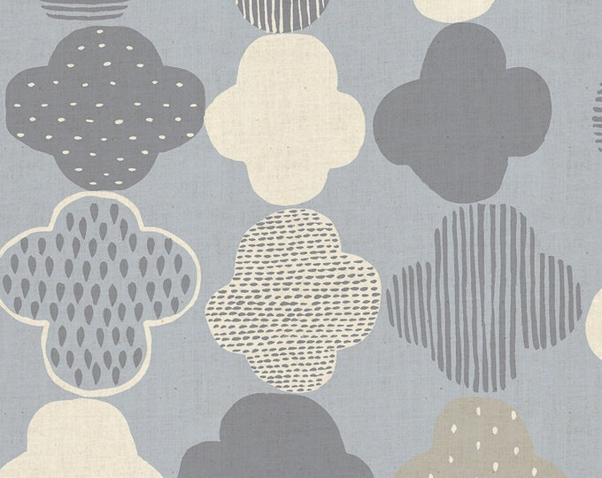 Kumo - Neutral Unbleached Cotton Fabric from Mori No Tomodachi by Cotton + Steel