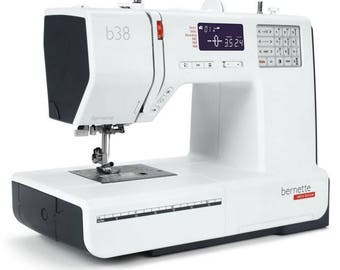 IN STOCK!  NEW Bernette b38 Sewing Machine