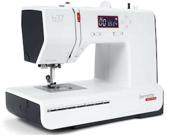 IN STOCK! NEW Bernette b37 Sewing Machine