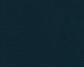 Kona Cotton in Indigo by Robert Kaufman