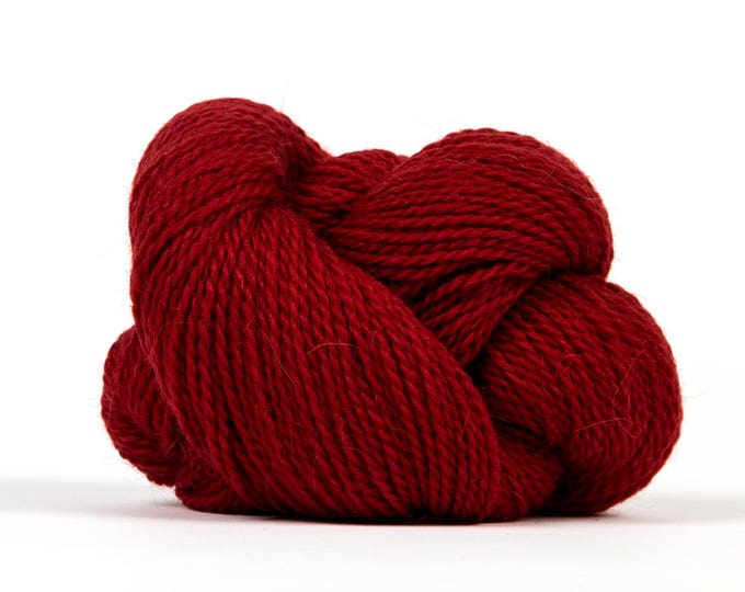 Kelbourne Woolens Andorra - Holly Red