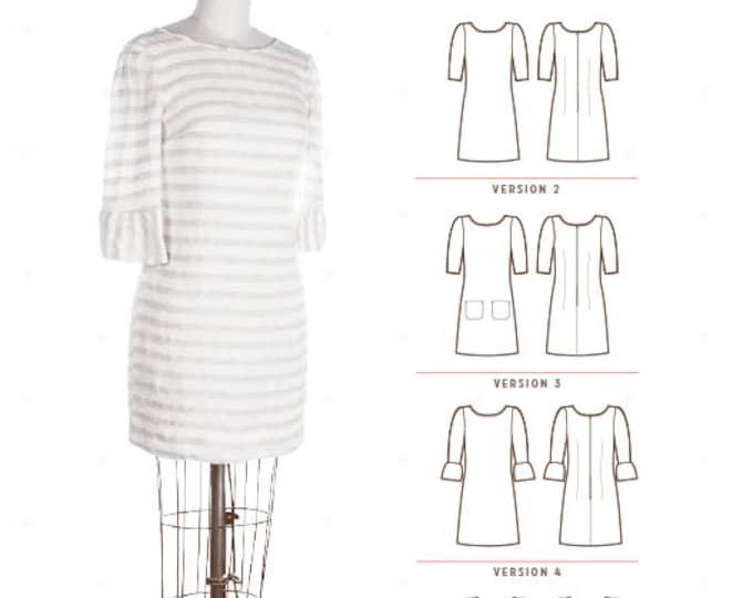 Laurel Dress Pattern by Collette Patterns
