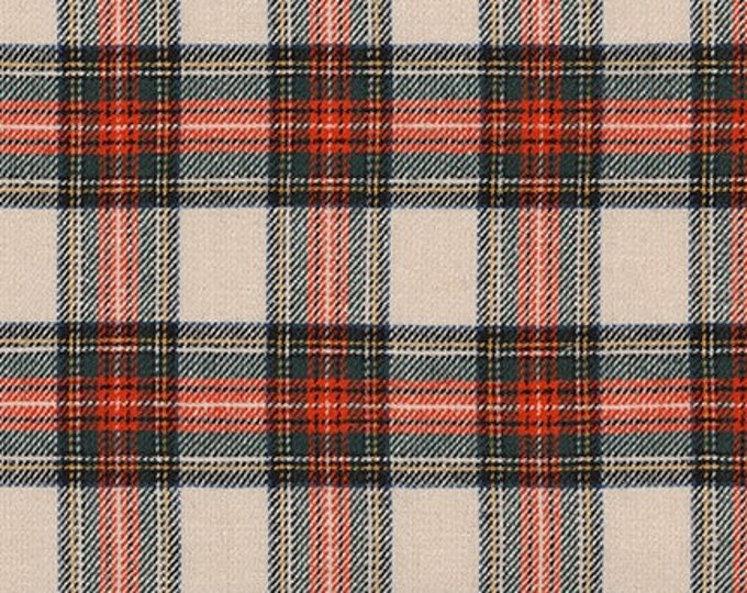 RED by Sevenberry from Sevenberry: Classic Plaid Cotton