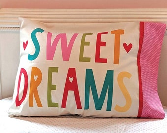 Sweet Dreams Pillow Sewing Kit from Cut Sew Create by Moda