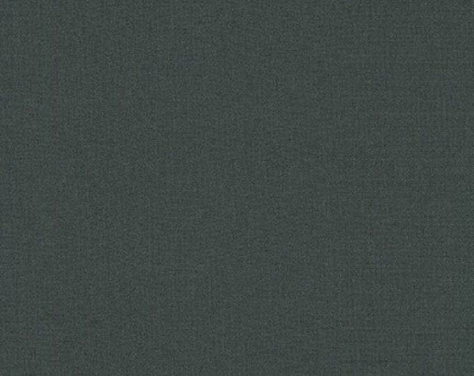GOTHAM GREY Kona Cotton by Robert Kaufman