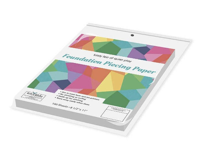 Kristy Lea Foundation Piecing Paper