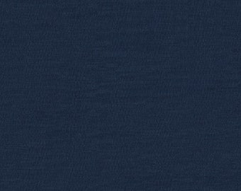 Avanti Bemberg 100% Rayon Lining in Navy by Robert Kaufman