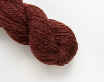 American Delaine Merino in Ninebark by Stone Wool