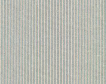Crawford Stripes in Blue by Robert Kaufman