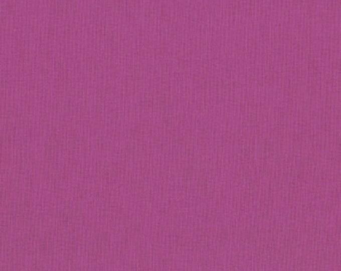 Kona Cotton in Plum by Robert Kaufman