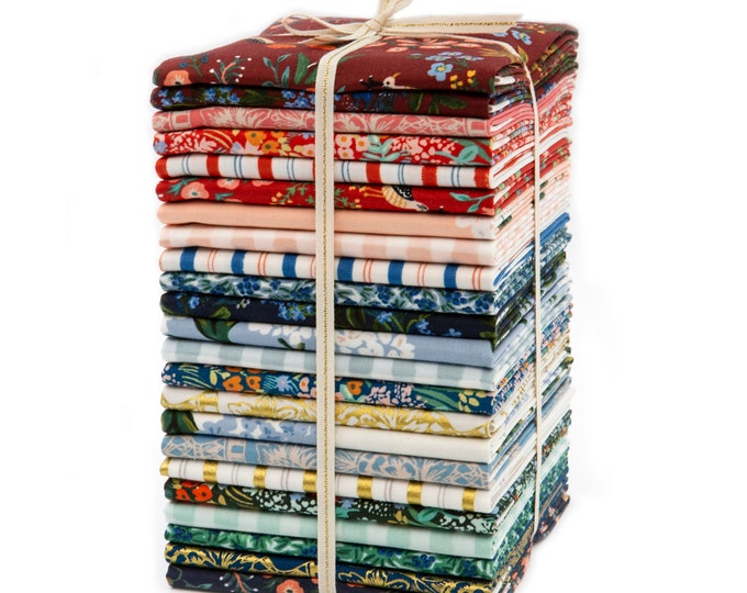 Fat Quarter Bundle: Meadow from Cotton and Steel