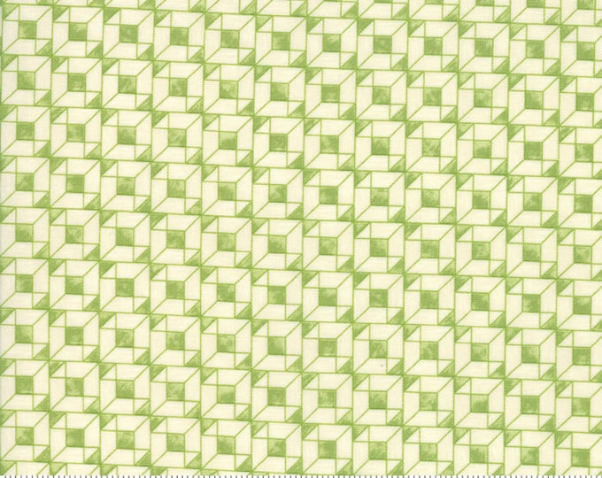 Cube in Buckminster from the Geometry Collection by Moda